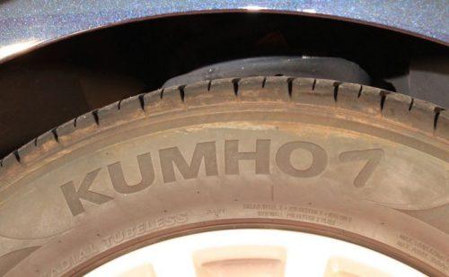 Tyre Blooming