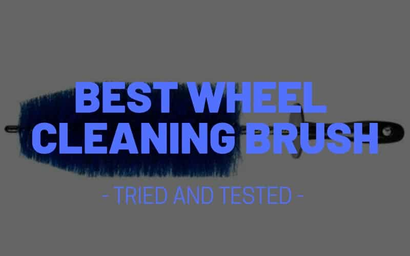 Best Wheel Cleaning Brush