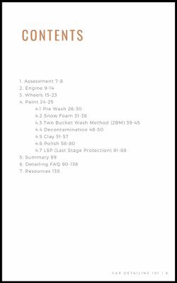 Car Detailing 101 copy