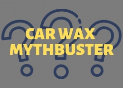 Car wax MYTHBUSTER