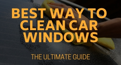 Best Way to Clean Car Windows