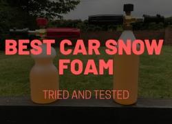 Best Car Snow Foam