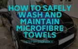 How To Safely Wash and Maintain Microfibre Towels